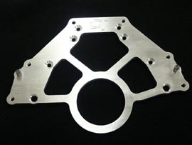 2 3L Ford Adaptor Plate - Canfield Industries Fort Collins, Colorado